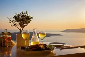 ギリシャワインを味わう