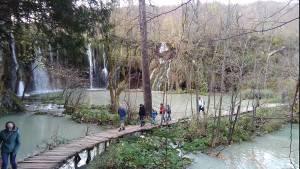 もうすぐ冬な感じのプリトヴィッツェ国立公園