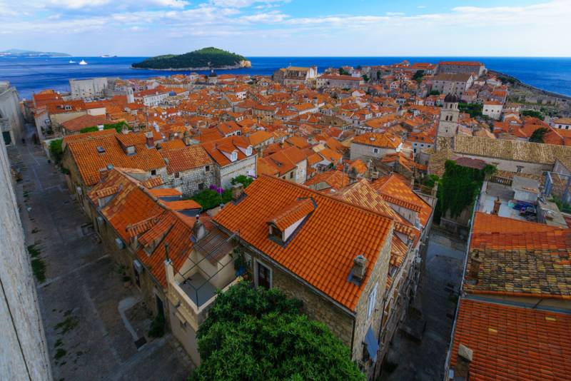 クロアチア観光/旅行【最新情報】クロアチアテレビ番組情報「クロアチア アドリア海の旅」