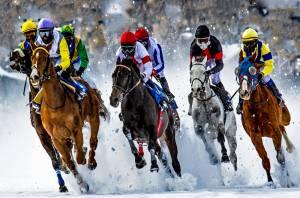 冬のサンモリッツ☆世界一美しい雪上競馬『ホワイトターフ』2020年2月ツアー募集開始