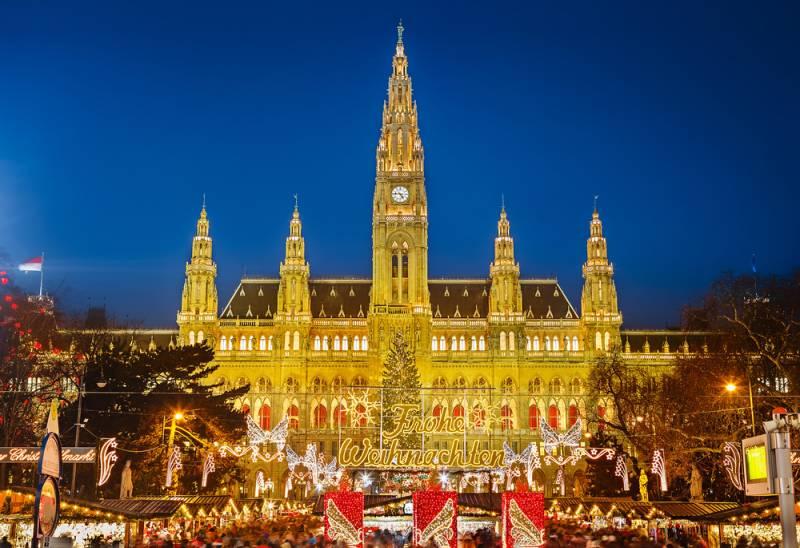 2019年オーストリアのクリスマスマーケット