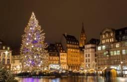 【2018年12月】★催行日限定!★クリスマスツリー発祥の地ストラスブールと南ドイツのクリスマスマーケット全6カ所を巡る贅沢ツアー 6日間
