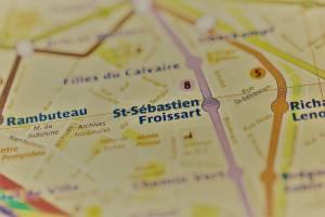 パリを歩こう!|3ème arrondissement