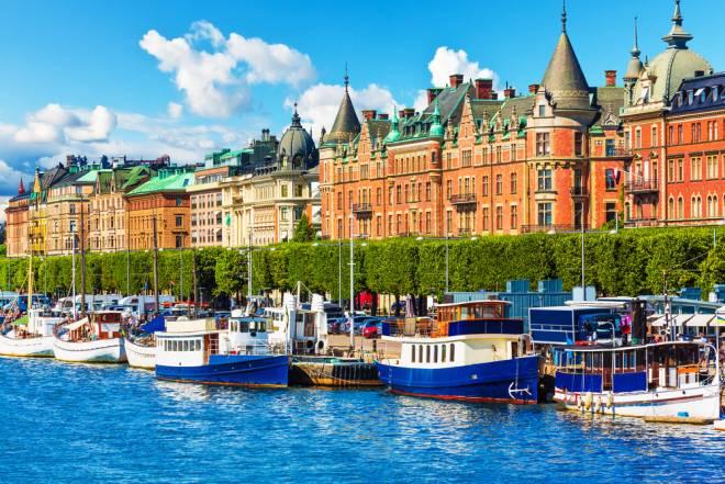 北欧周遊ツアー