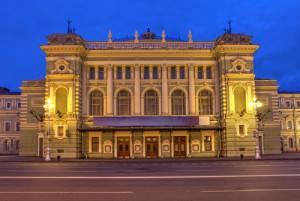 ロシアが誇るオペラ・バレエの殿堂