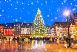 クリスマスマーケット☆冬のフランス