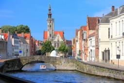 オランダとベルギーの旅 美しい景色を楽しむ 6日間