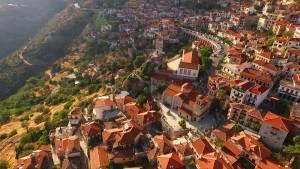 冬のギリシャ旅行 お勧めの目的地2 アラホバ(アラホヴァ) ♡ハネムーン(新婚旅行)にもお勧め♡