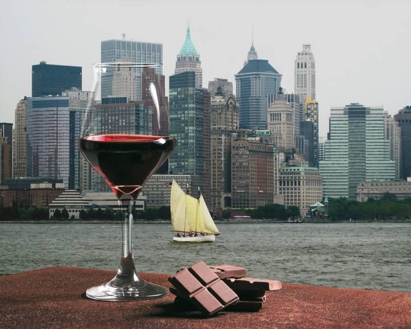 ニューヨークのワイン
