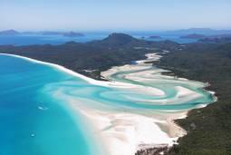 オーストラリア ウルル・エアーズロックとハミルトン島