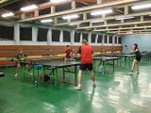 ハンガリー(ブダペスト)卓球留学 体験談 2014年9月