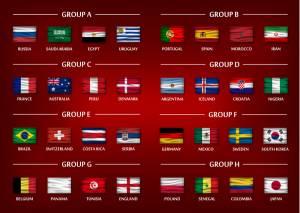FIFAワールドカップ2018開幕