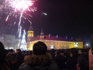 年末年始をワルシャワで過ごしました