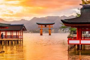 Le sanctuaire d'Itsukushima