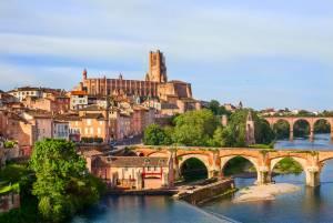 2019年ツールドフランス観戦ツアー ピレネー山岳ハイライト 「中世の街アルビ」