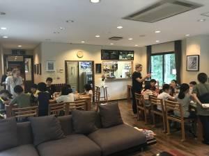 2019.7.28. - 8.2. イングリッシュキャンプin白馬 1日目 welcome dinner and night walk