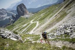 6/27~7/1 イタリア・ラバレドウルトラトレイル120km イタリア Ultra Trail World Tour