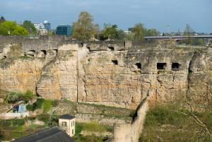 【ブリュッセル発】ルクセンブルクのすすめ ボックの砲台