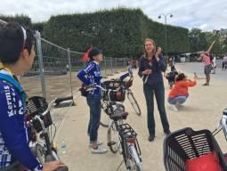 毎週 木、土、日曜発 電動自転車でパリのお洒落地区から歴史地区まで楽々サイクリング!4時間コース 現地ガイド付