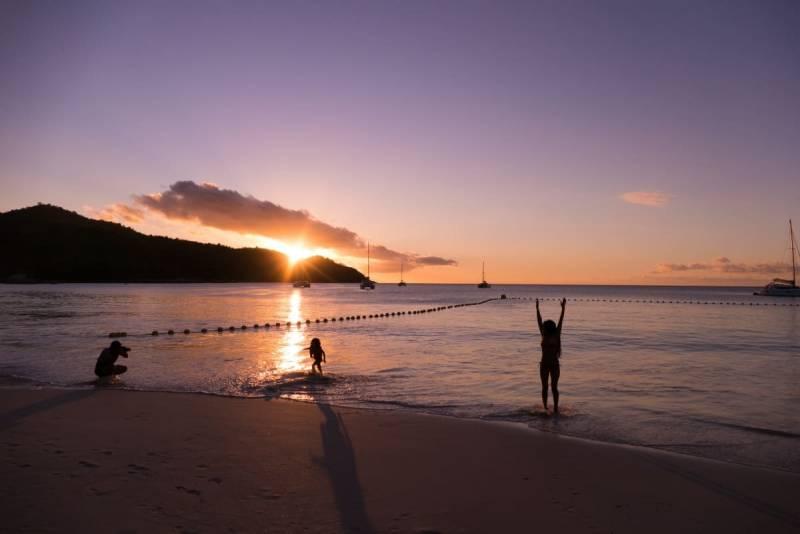 セイシェルの2つのビーチがまたまた世界TOP50にランクインです!