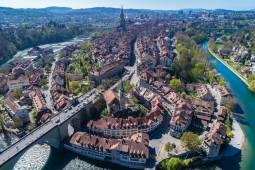 スイス世界遺産を訪ねて