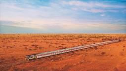 オーストラリア大陸横断鉄道インディアンパシフィック号と西海岸パースへの旅