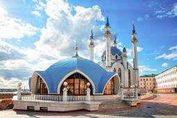 タタールスタン共和国首都カザン ロシア2大帝都も巡る8日間