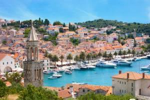 クロアチア観光/旅行【最新情報】クロアチアテレビ番組情報「スプリット/フヴァル島/プリトヴィツェ湖群国立公園」
