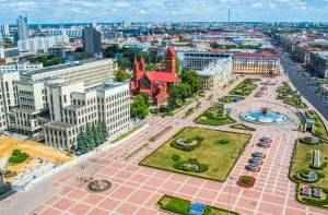 首都ミンスクってこんなところ【ベラルーシ情報】