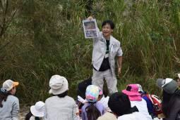 【日帰りプログラム・親子参加歓迎】 多摩川化石発掘とクリーニング体験 10月15日開催