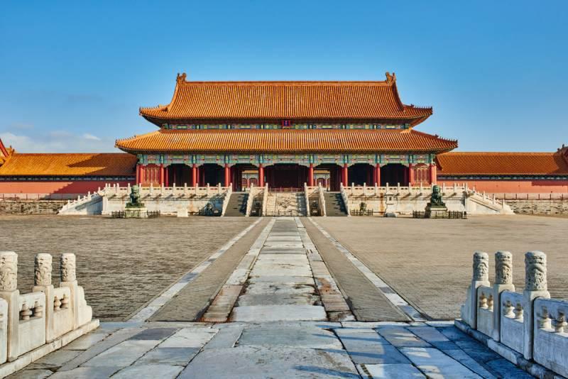 清最後の皇帝が過ごした場所 北京の故宮(紫禁城)