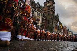 2016年2月 ドイツとベルギーのカーニバル★盛り上がるケルン&世界無形文化遺産バンシュ 5日間