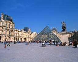 パリ1区・ルーブル、シャトレ地区|アパートホテルに滞在 8日間