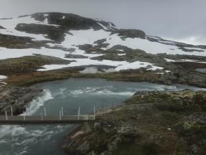 氷河を初体験