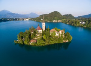 クロアチアとスロベニア 感動の旅
