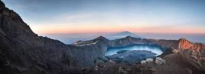 リンジャニ100~インドネシアの霊山リンジャニ山とロンボク島、ギリ島~