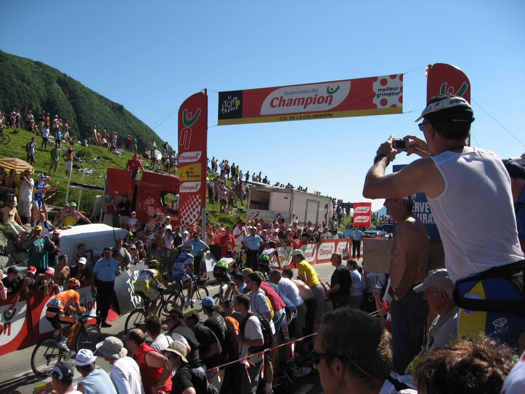 Tour De France Bergwertung