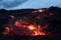 キラウエア溶岩ツアー トレッキング チャーター(貸切観光)