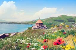 自然豊かなアルメニアの至宝を巡る6日間