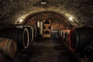 ヴァルチツェ城のワインサロン【チェコ情報】