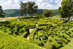 幻想的な空中庭園 マルケイサック(Marqueyssac)
