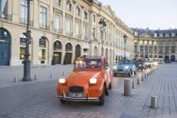 パリの楽しい街巡り