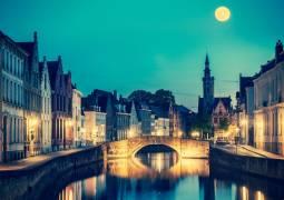 【定番】主な見どころを周遊!ベルギーツアー 5日間
