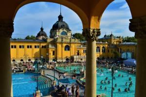 ブダペストの温泉でヒーリング体験【ハンガリー情報】