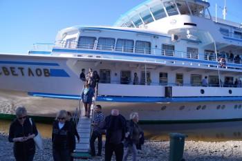 ゆったりとした時間優雅に楽しむ船の旅