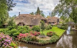 ベルギーからオランダへ ~森の中の美術館と茅葺屋根の水郷を訪ねて~ 7日間
