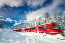 冬スイス☆ウィンターパラダイス!