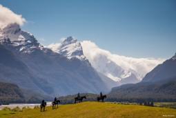 乗馬を楽しむニュージーランドの旅 6日間
