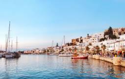 チャーターヨットでアイランドホッピング in ギリシャ 7日間