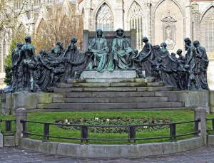 ファン・エイクの祭壇画「神秘の仔羊」は2020年修復完了予定!